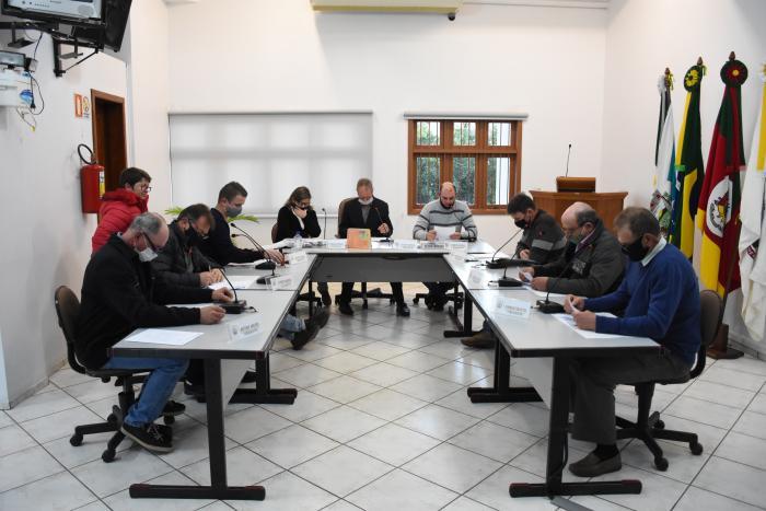 Vereadores aprovam três projetos encaminhados pelo Executivo